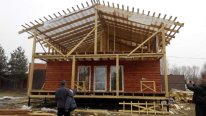 Строительство каркасных домов в Твери
